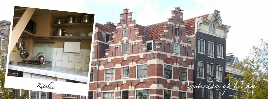 Amsterdamse gevels